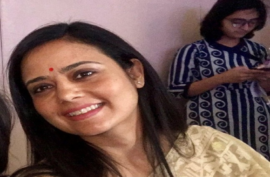 Act on TMC candidate Mahua Moitra's complaint on BJP leader Mahadev Sarkar's sexual innuendoes: SC to EC