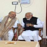 Amit shah & PM Modi