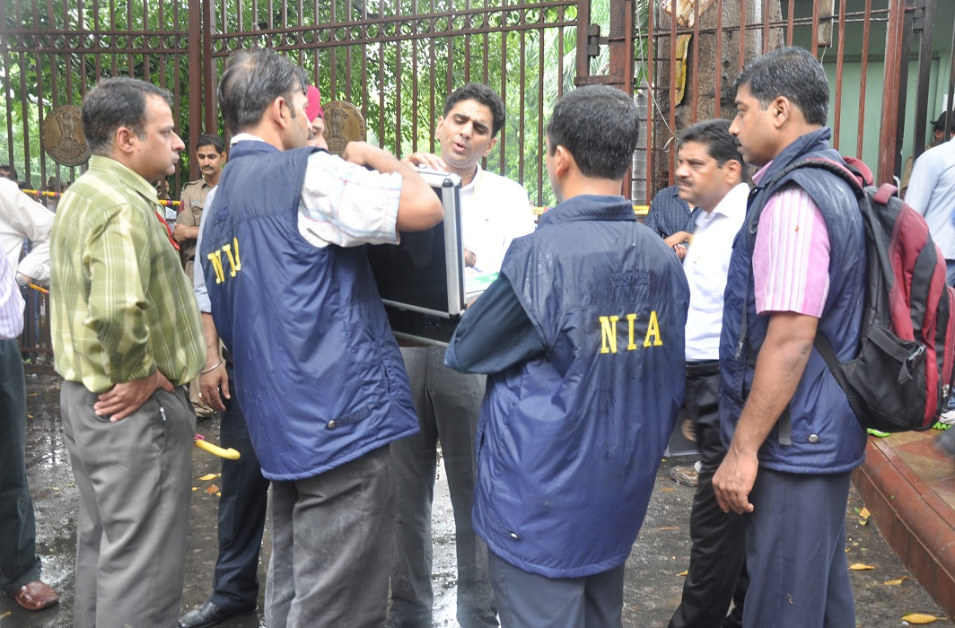 Riyas Aboobacker, a Palakkad resident arrested by the NIA team (file pic)/Representative Image/Photo Courtesy: nia.gov.in