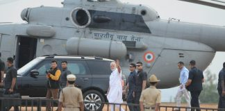 Poll observer Mohammad Mohsin was shunted out by the EC from Odisha for ordering checks on PM Modi's chopper/Photo: UNI