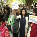 Section 144 Around Apex Court As Woman Lawyers, Activists protest CJI Clean Chit in Sexual Harassment