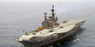 Did Rajiv Gandhi misuse India's aircraft carrier?