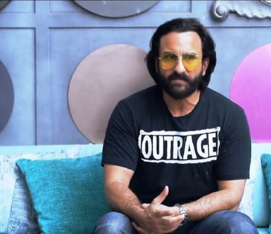 film actors Saif Ali Khan