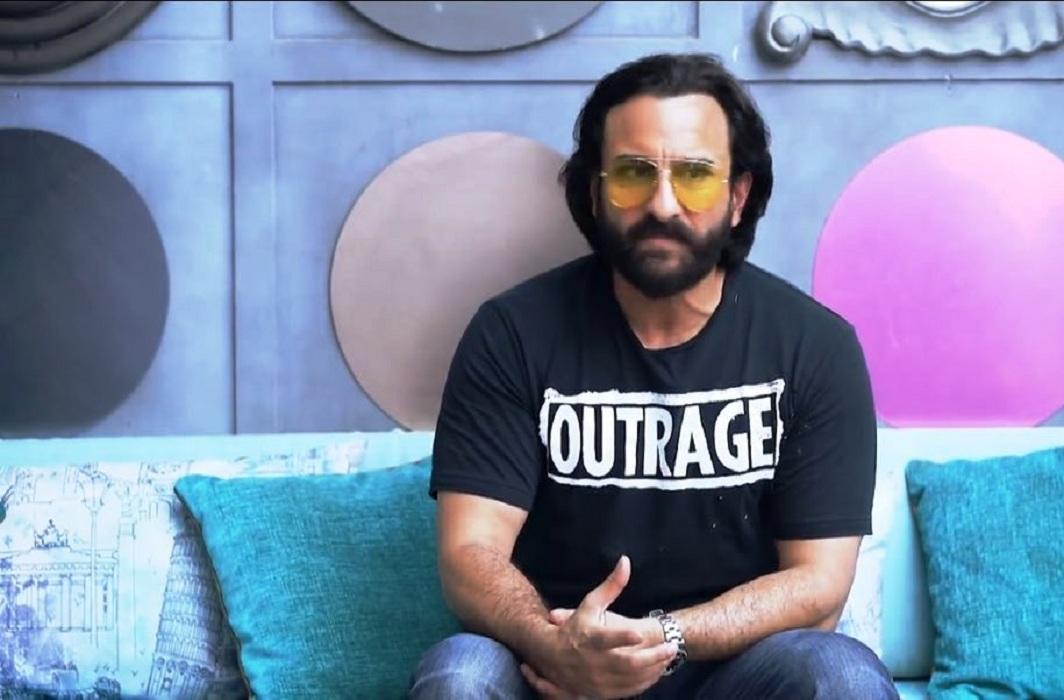 film actors Saif Ali Khan