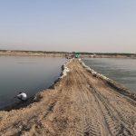 A bandh over the Yamuna/Photo: twitter/@msisodia