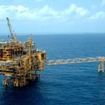 An ONGC offshore field
