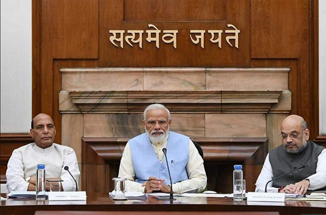 BJP's Announces New Parliamentary Party Executive Committee
