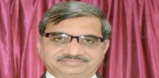 Allahabad High Court judge Justice Ranganath Pandey