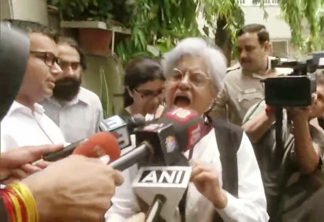 CBI conducts raids at offices, homes of senior advocates Anand Grover, Indira Jaising