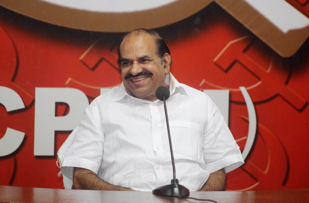 Binoy, the eldest son of CPI(M)'s Kerala state secretary and politburo member Kodiyeri Balakrishnan has frequently been in the news for the wrong reasons/Photo: UNI