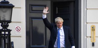 UK's New PM Boris Johnson: Close Encounters Of The Elephant Kind
