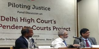 Ex-SC judge Justice Lokur, Senior Adv Arvind Datar discuss findings of 'Zero Pendency Courts Project Report'