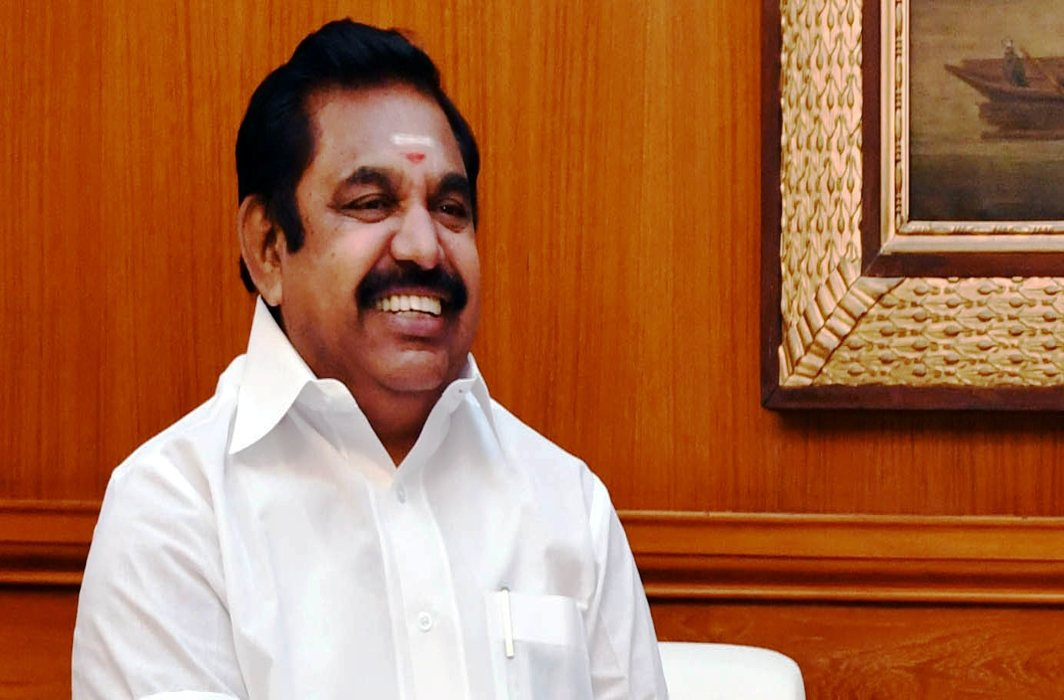 Tamil Nadu CM Edappadi Palanisami announced recently that Vellore district will be trifurcated into three new districts/Photo: UNI
