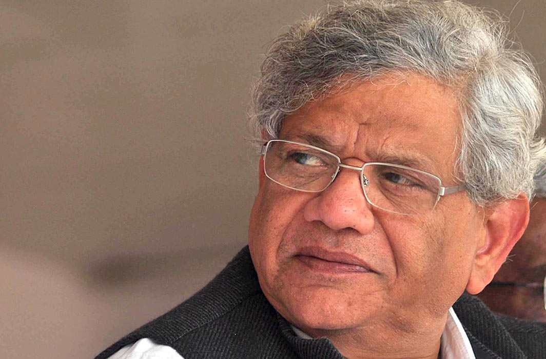 You Can Go To Srinagar To Visit Friend, But No Politics, SC Tells CPI(M)'s Yechury