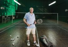 Playing badminton daily was the secret behind Ram Jethmalani's longevity/Photo: ramjethmalanimp.in