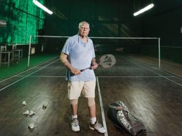 Playing badminton daily was the secret behind Ram Jethmalani's longevity/Photo: ramjethmalanimp.in