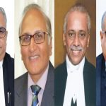 4 judges take oath as SC judges, judges' strength — the highest in its history