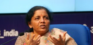 Finance minister Nirmala Sitharaman recently announced corporate tax cuts/Photo: UNI