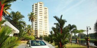 Alfa Serene is one of the four apartment complexes that will be demolished by the Kerala government