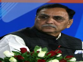 Gujarat CM Vijay Rupani was the first to water down the fines in the new Motor Vehicles Act/Photo: UNI