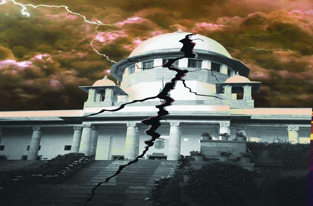 Bifurcation of the Court?