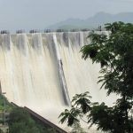 The Gujarat government had raised the water level of the Sardar Sarovar Dam to its highest level on September 15/Photo: facebook