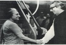 Sheikh Mujibur Rahman with then Prime Minister of India Indira Gandhi/Photo: mofagovbd