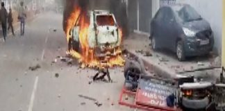 Anti-CAA Protests in Lucknow get violent