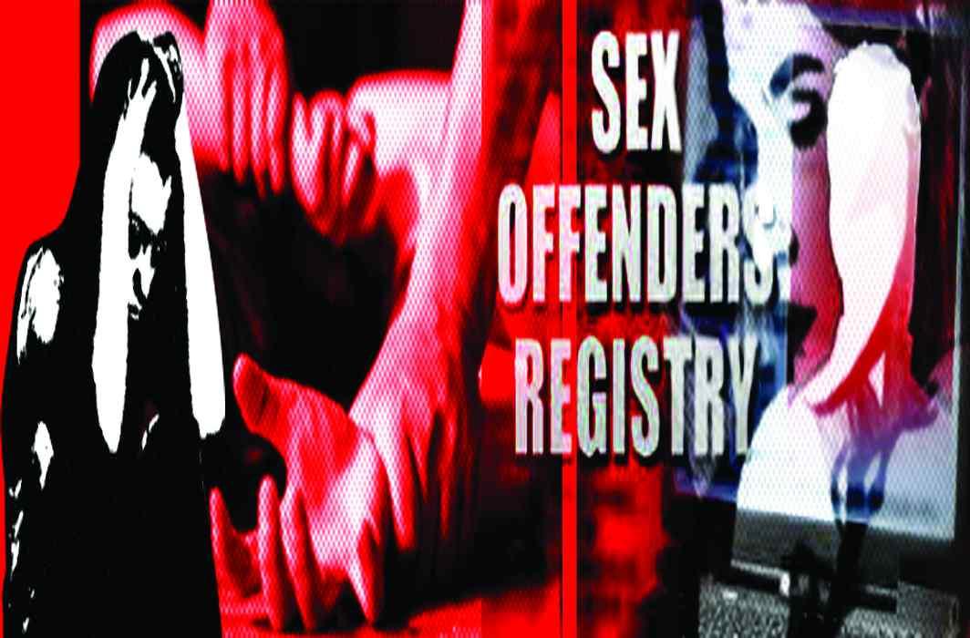 sexual offenders registry