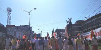 Hartal in Kerala