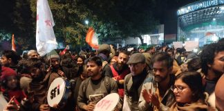 Contempt petition in Supreme Court against police inaction in JNU violence
