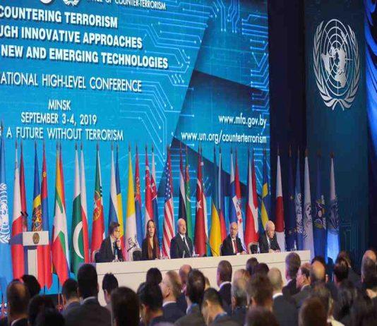 UN's international conventions on anti-terrorist
