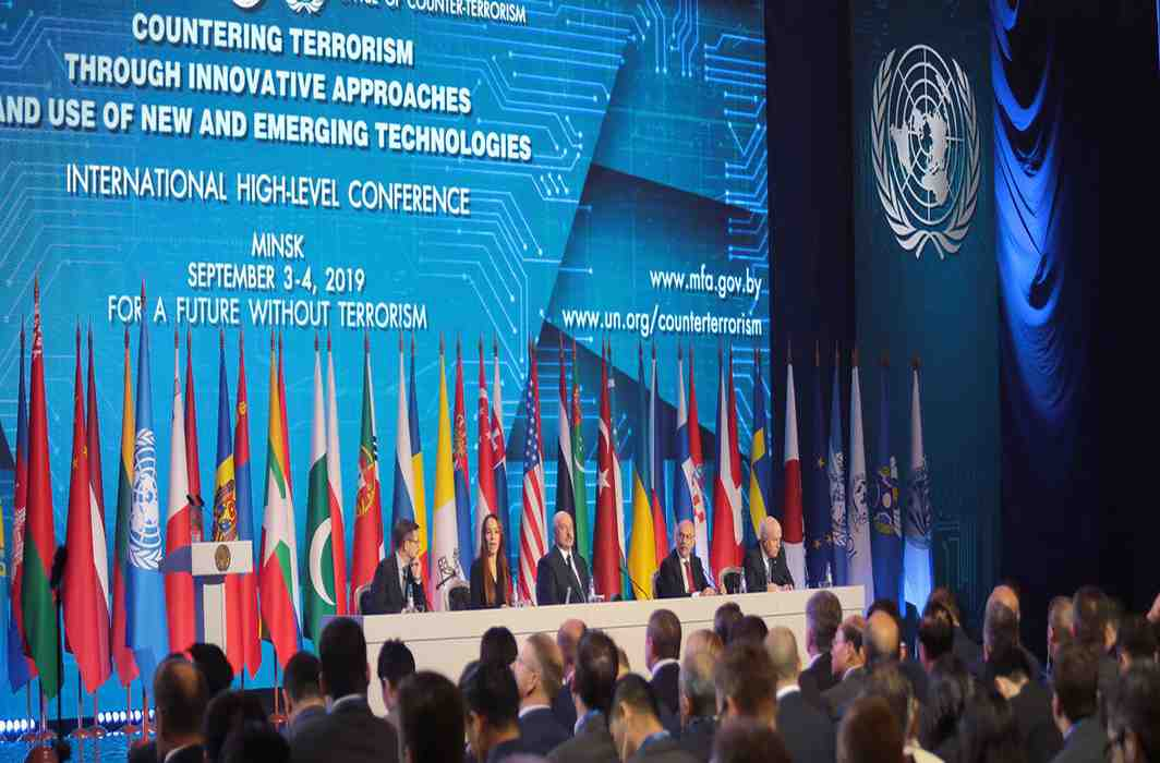UN's international conventions on anti-terrorist