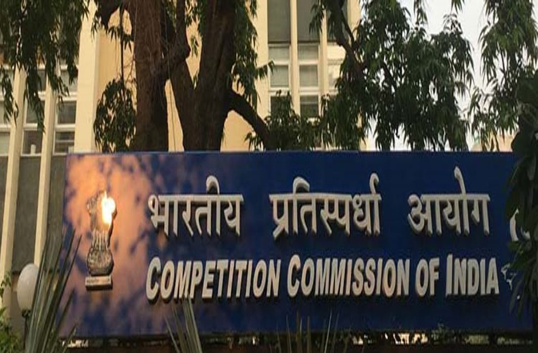 Competition Commission of India (CCI)