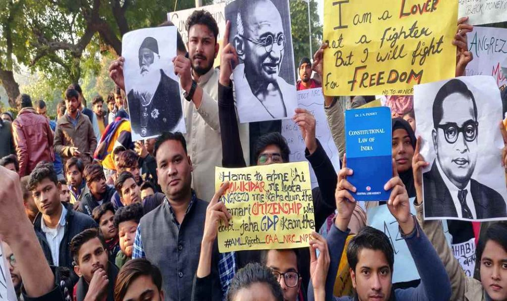 Anti-CAA protests