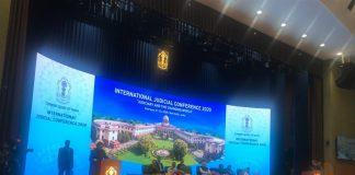 International Judicial Conference