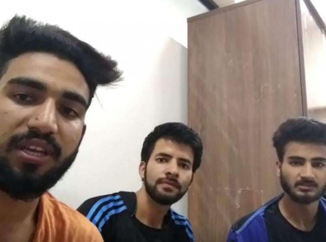 Hubli Bar withdraws resolution not to appear for 3 Kashmiri students booked for sedition