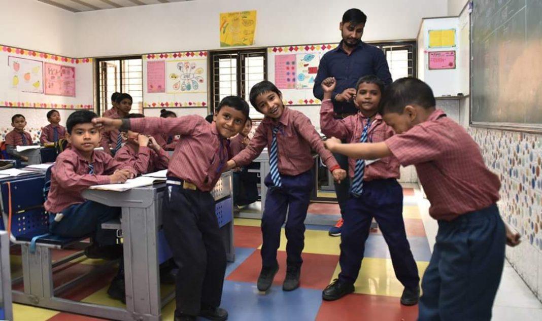Delhi private schools from collecting annual