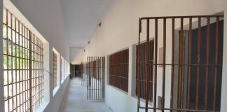 Temporary jails in UP for COVID