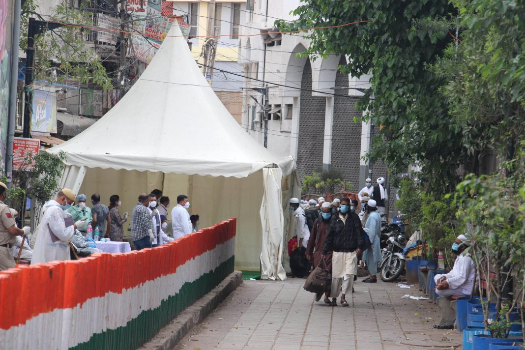 For Web Nizamuddin Jamaat UNI