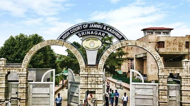 Jammu and Kashmir High Court