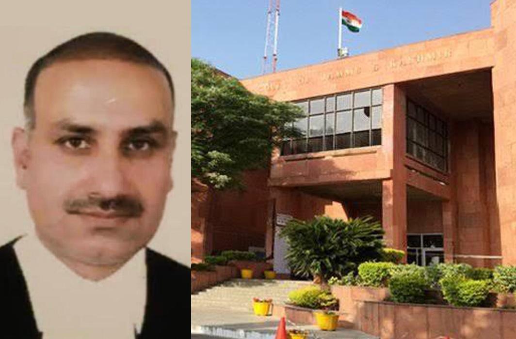 Javed Iqbal Wani Appointed Judge