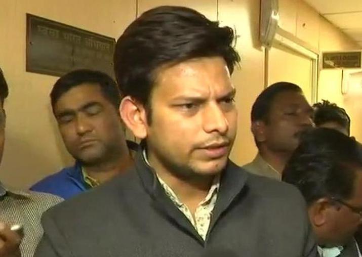 AAP legislator Prakash Jarwal
