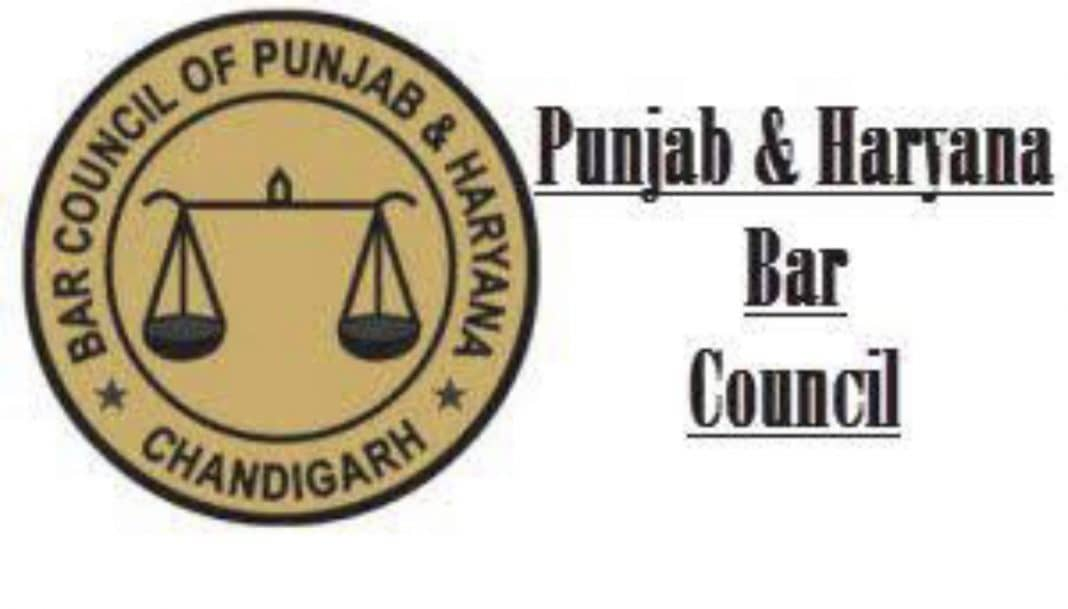 Punjab & Haryana Bar Council