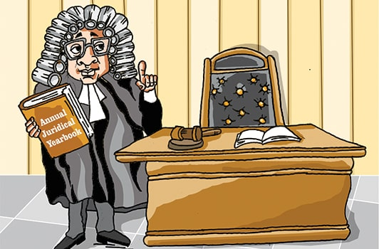 Juridical Year Book