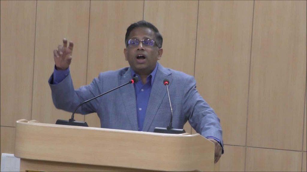 Senior Advocate KV Vishwanathan