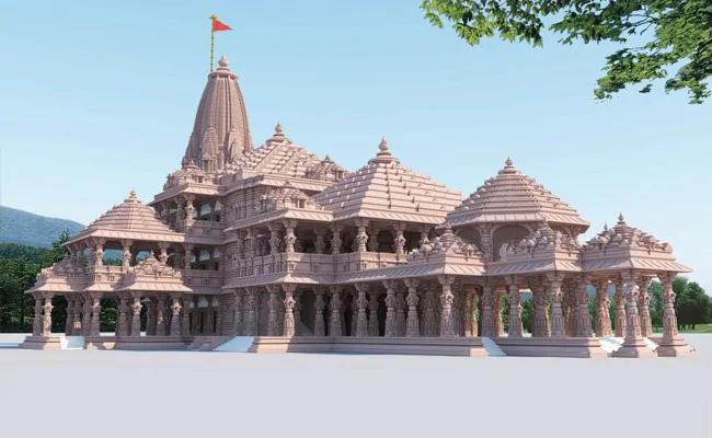 Ram Mandir at Ayodhya