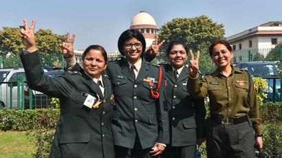 The Supreme Court today has stayed the Delhi High Court order on the issue of permanent commission for women in the Indian Navy.