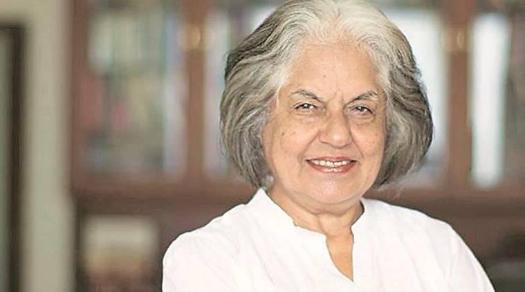 Senior Advocate Indira Jaising