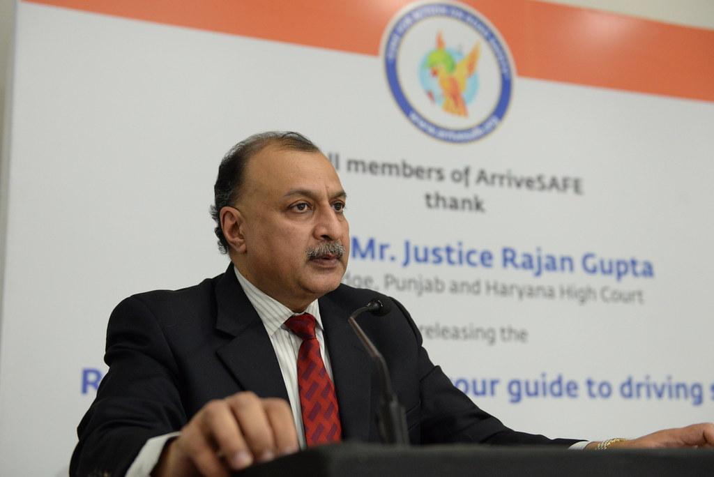 Justices Rajan Gupta